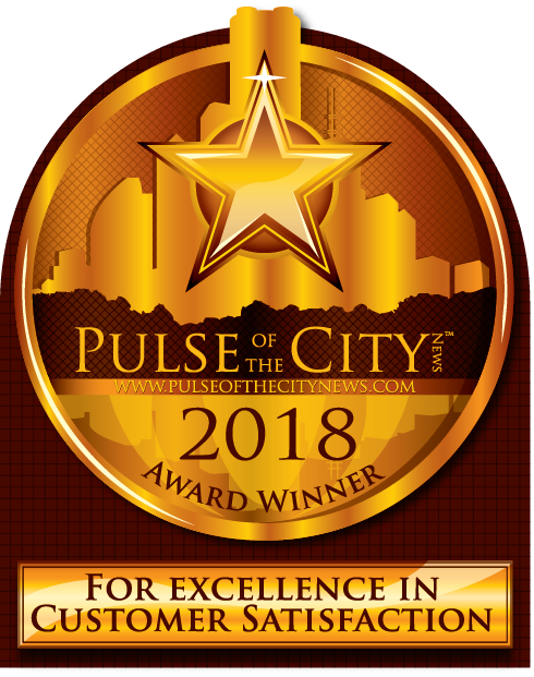 Pulse of the City News Award for Excellence in Customer Service
