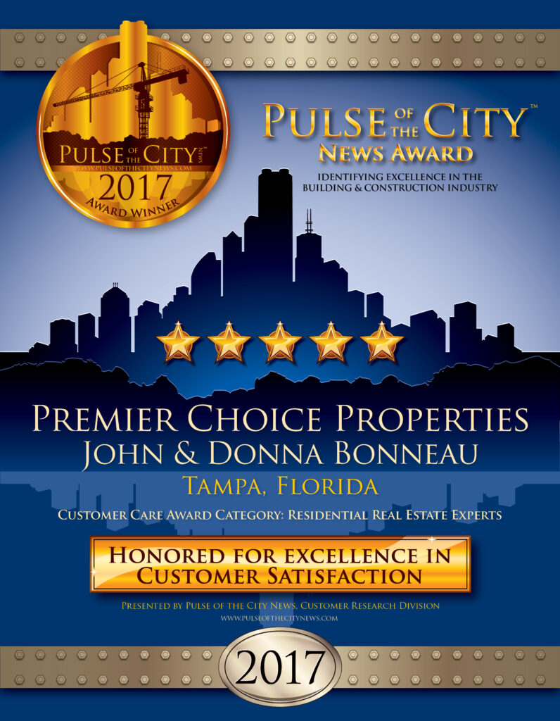 Pulse of the City News 2017 Award Winner, Premier Choice Properties