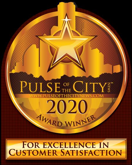 2020 Pulse Award Emblem with Base 450x562